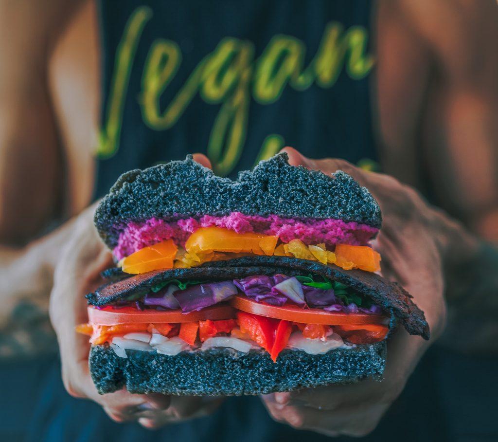 vegetarische maaltijdbox gerecht