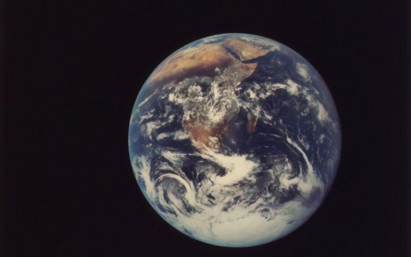 Earth Overshoot Day - de aarde - #movethedate