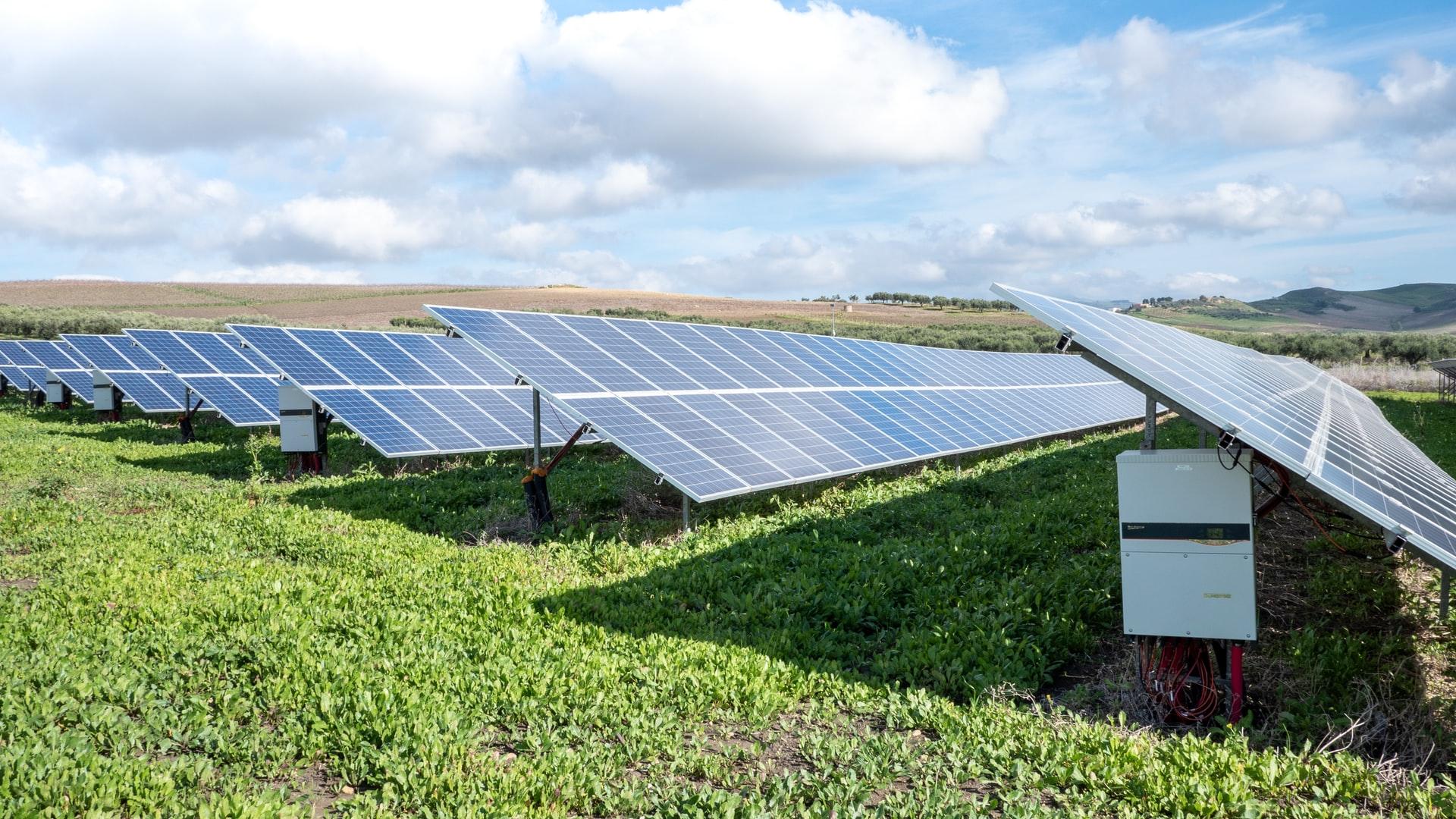 Echt groene stroom van zonnepanelen