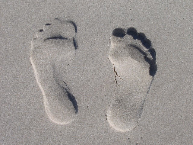 Verklein je voetafdruk