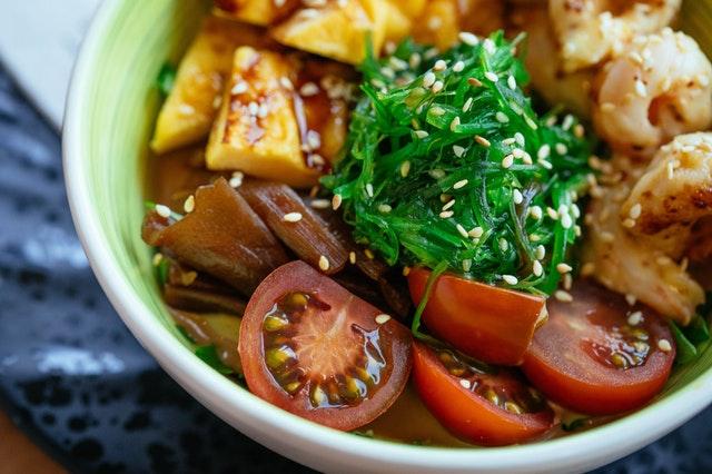 Vegan kookboek met bowls en andere recepten